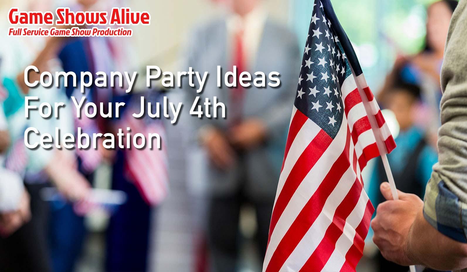 company party ideas